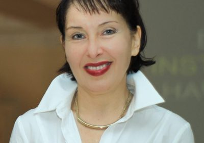 """Coordinator of the International project """"By Hands of a woman"""" from  """"International Union of Women"""" in the North Caucasus Federal district."""