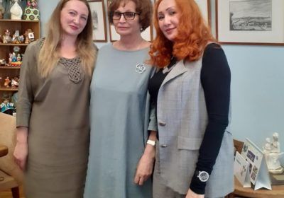 "Meeting in the all-Russian public – state organization ""Union of women of Russia"""
