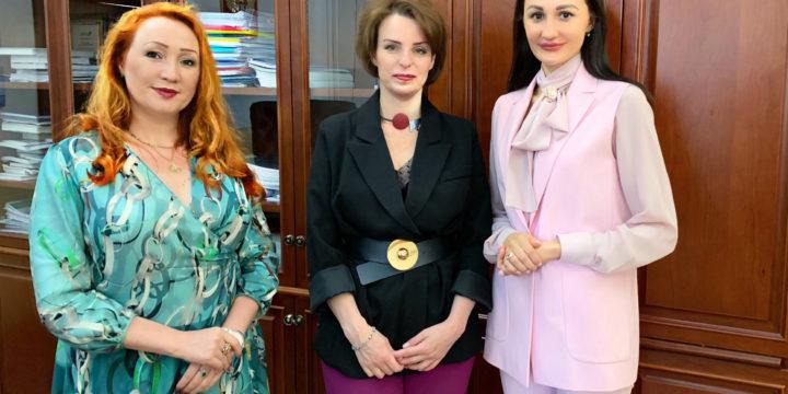 Здоровье женщин – это будущее здоровье нации!!!Важные встречи.