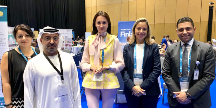 Director of the medical tourism Department of the international womens Union, took part in the World Medical Tourism Congress 2019