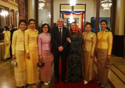 Reception on the occasion Of the national holiday of the Kingdom of Thailand