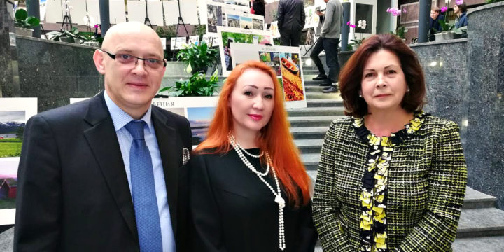 "Exhibition ""the World through the eyes of the wives of Russian diplomats"""