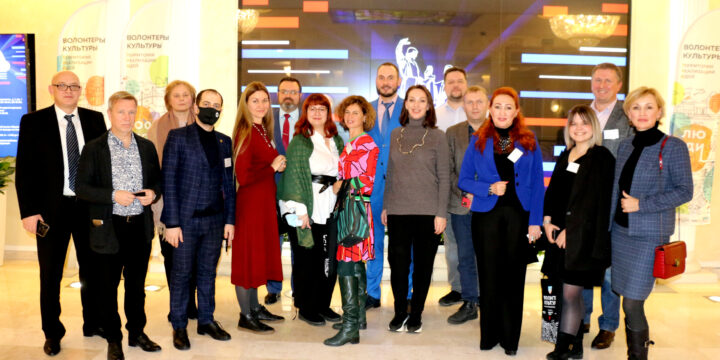 The first all Russian forum dedicated to VOLUNTEERS was held in the Public Chamber of the Russian Federation in Moscow