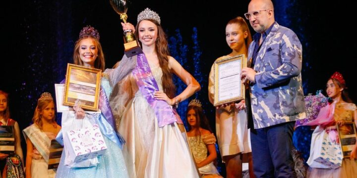 """The XIV Children's Fashion and Talent Festival """"Stars International 2021"""" was held in Moscow"""