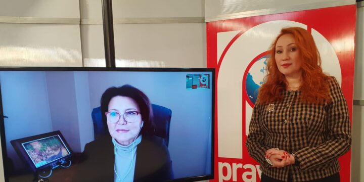 Альфия Павкина: «Женский потенциал в бизнесе безграничен»